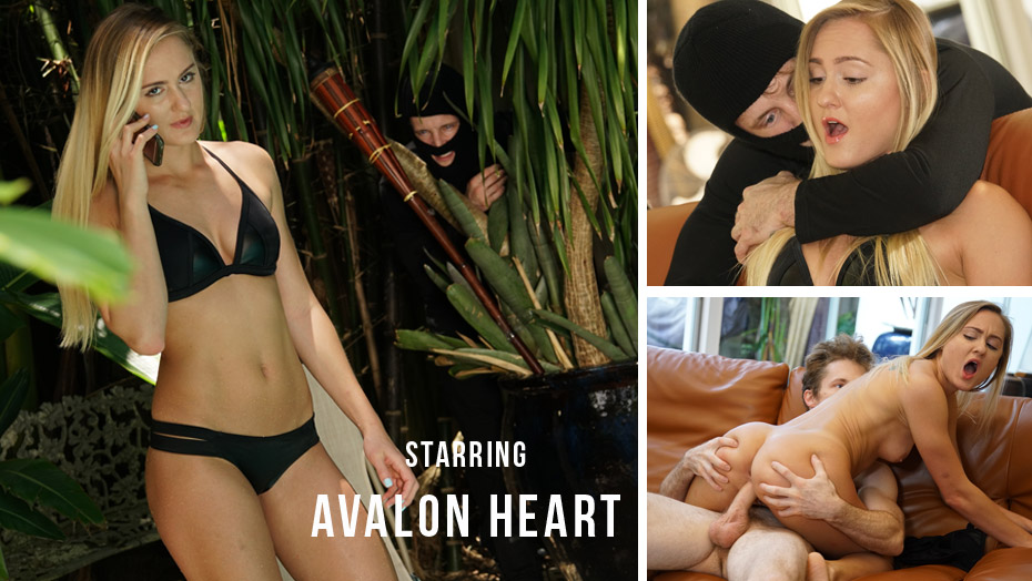 Avalon Heart Prey On The Party Girl